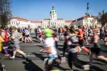 The 40th edition of the GENERALI BERLIN HALF MARATHON is sold out - only a few spots left.