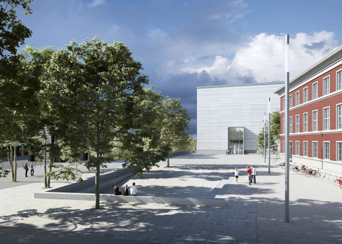 Neues Bauhaus Museum_Start